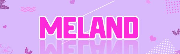 meland girls headbands