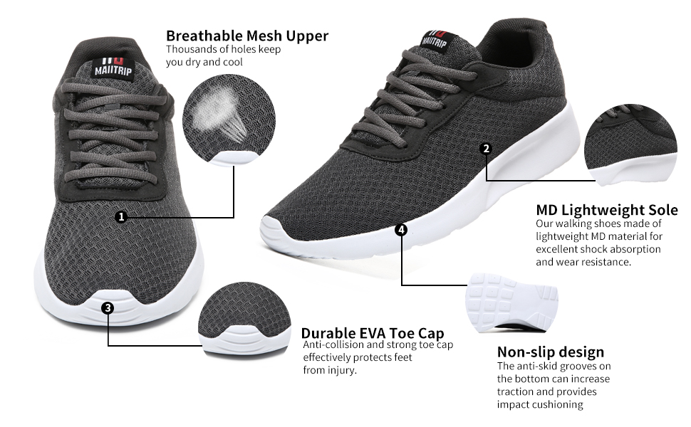 male gym casul shoes