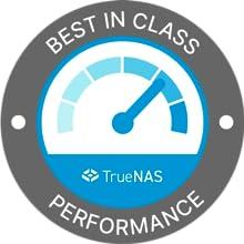 TrueNAS, FreeNAS, Performance
