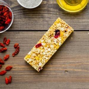 organic goji granola bars