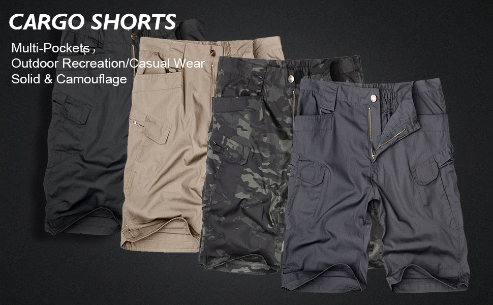military tactical shorts