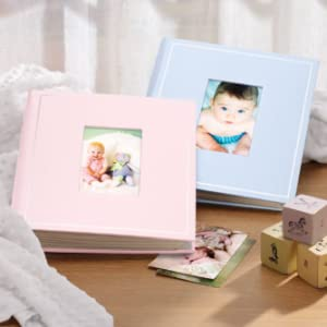 memory book baby shower gift