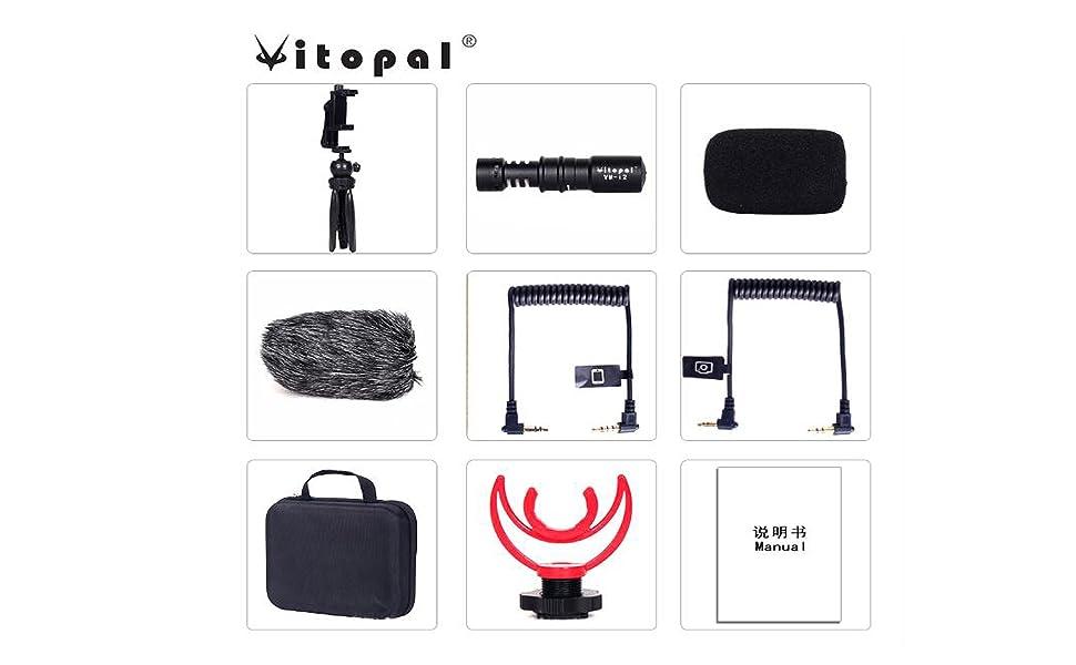 universal smartphone video kit