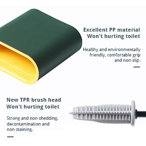 toiler brush