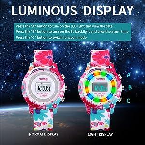 Multi-colored Led Lights