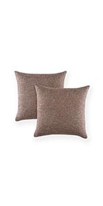 khaki color throw light brown pillowcase large light brown pillows square pillow cover brown 18x18