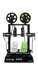 3d printer dual 3d printer dual extruder 3d printer large 3d printer idex 3d printer 3d printer kit