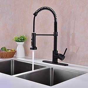 kitchen faucet stream