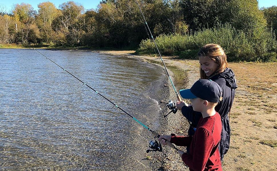 tailored tackle fishing kit family kids starter gift dad mom gifts for men gradnpa