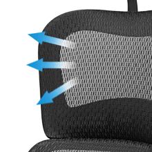 mesh seat