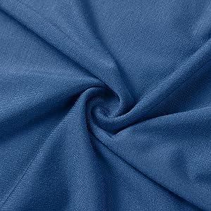 Soft, Comfy Material