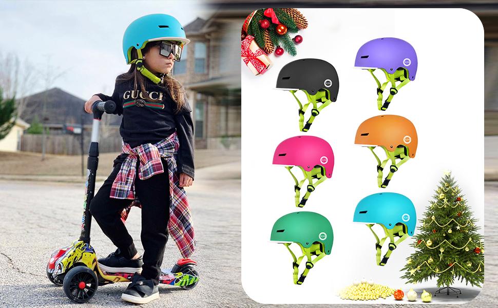 XJD Kinder Fahrradhelm Upgraded 2.0 für bessere Sicherheits