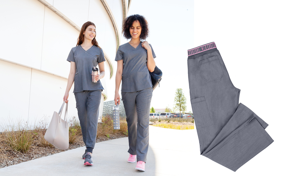 Jogger scrubs for women womens scrubs nursing scrub cute scrubs scrub pants nurse scrubs uniform