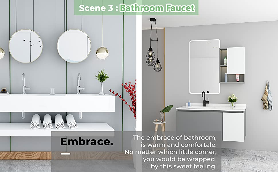 KANARY Bathroom Faucet