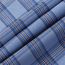 men check plaid shirt cotton for men
