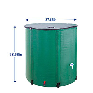 collapsible water tank