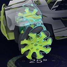 Quality wheels RC CAR