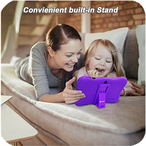 built in stand