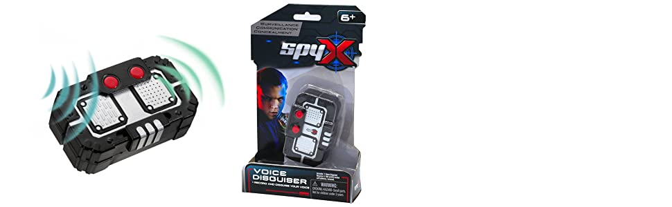 spyx,spy x,spy voice disguise,spy toy kid,spy kids,spy gadget,spy gear,voice changer,secret agent