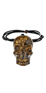 Orgone Skull Jewelry