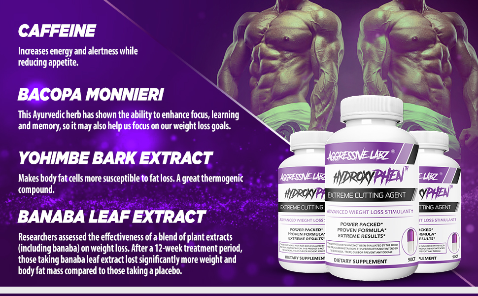 Simply the best thermogenic fat burner.