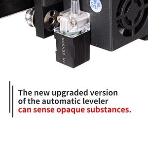 TR Auto Leveling Sensor Features