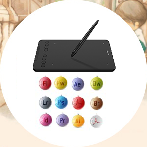 graphics tablets xp pen