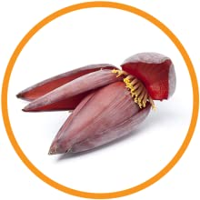 Red Banana Flower Extract