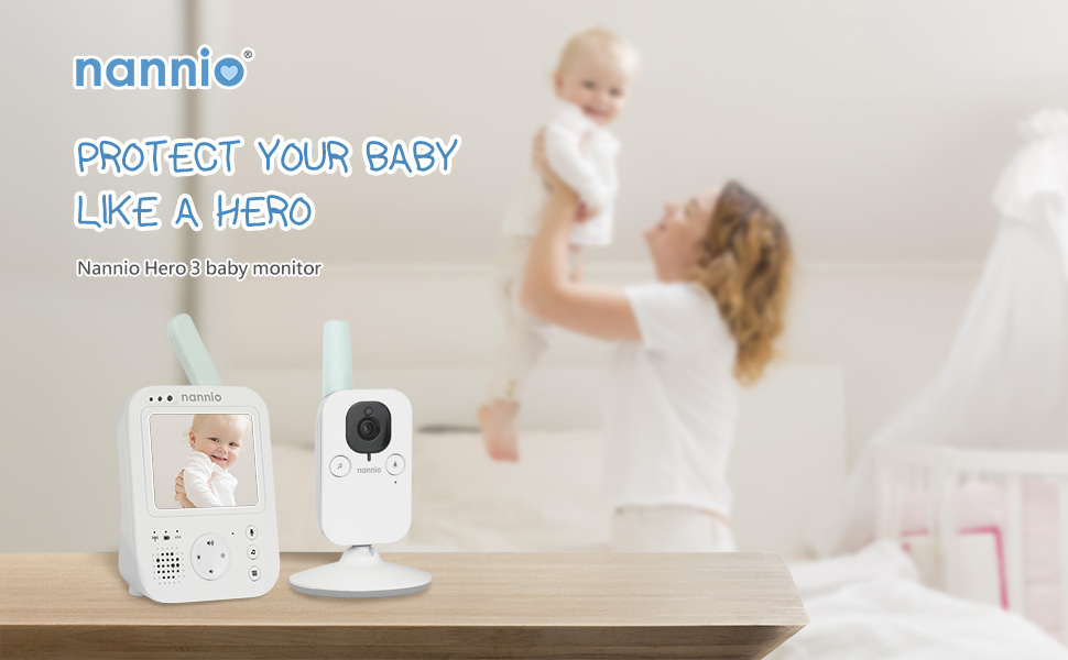 baby monitor for your safe
