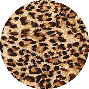 Animal Print-Leopard printed