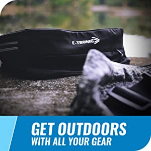 get outdoors with all your gear