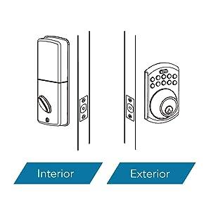 Reagle Smart Deadbolt Lock