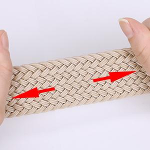cute elastic belt