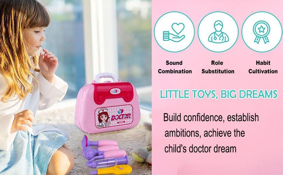 kid doctor kit
