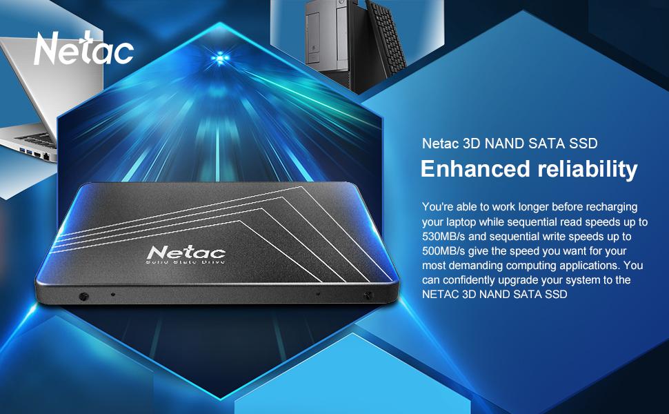 Netac internal ssd
