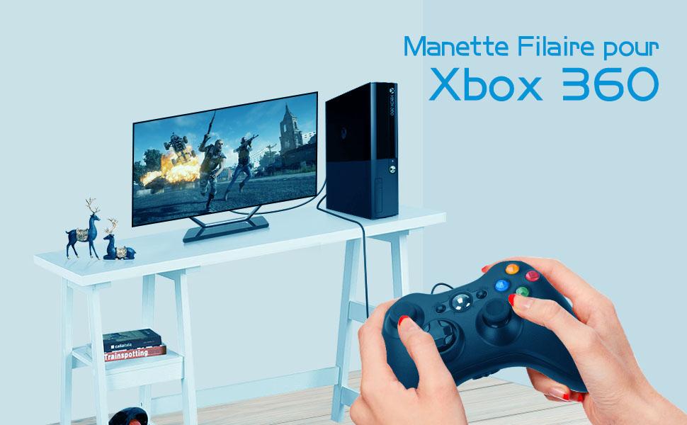 manette Xbox360