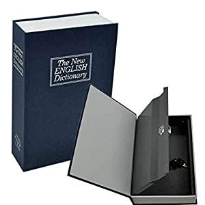 Jewelry Book Safe