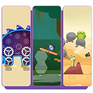 Magnetic Building Block Board Based App based Learning for kids boy girl children child education