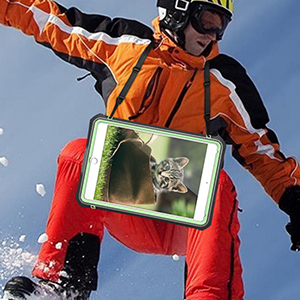 mini ipad 5th generation case with adjustable strap