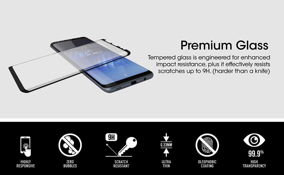 Galaxy S8+ Glass Film