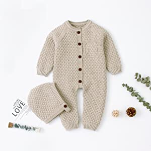 A1BY-5US Infant Babys Cotton Long Sleeve Triathlon Heartbeat1-2 Romper Bodysuit Funny Printed Romper Clothes