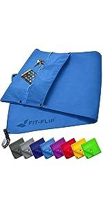 Fitnesshandtuch, Sporthandtuch, Mikrofaser Handtuch, Micorfaser Handtücher, Multifunktionshandtuch