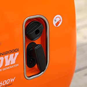 inverter gasoline portable generator