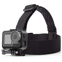 action camera head mount