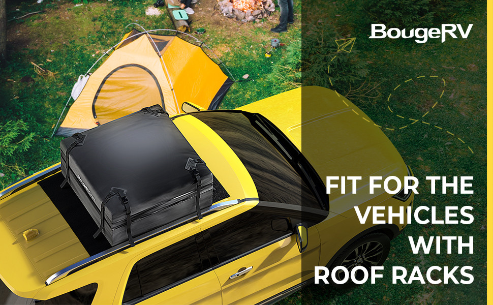 Fit for the Vehicle with Roofs Racks