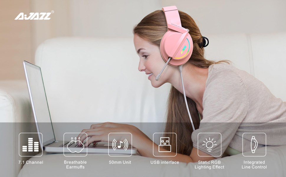 AX365 Gaming headset