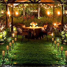 patio solar lights