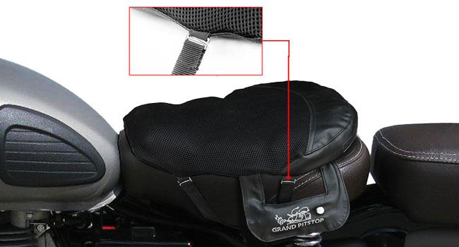 Motorcycle Air Cushion Seat