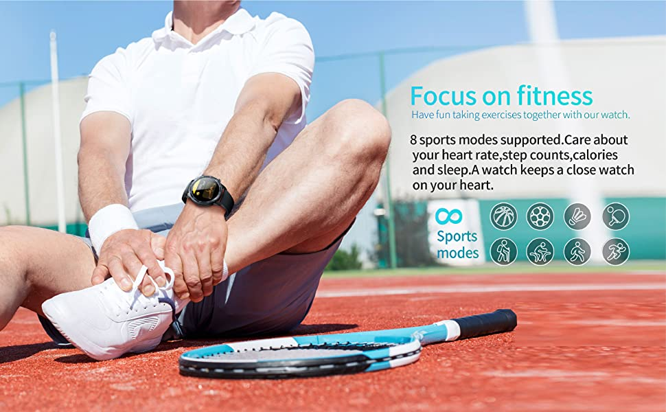 features for sports and fitness