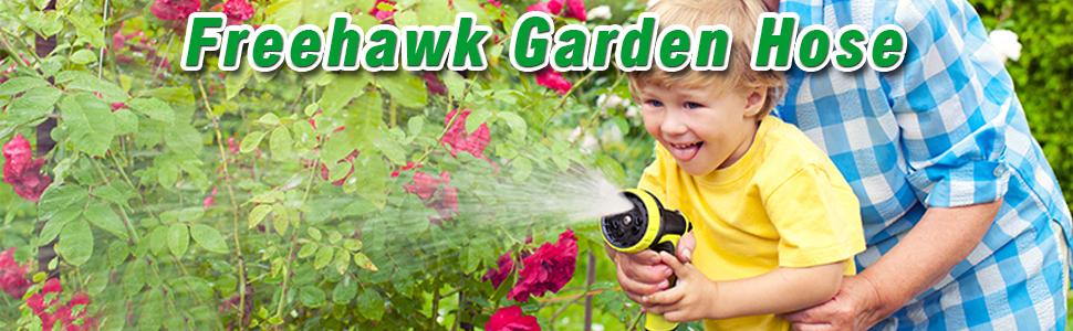 freehawk expandable garden hose